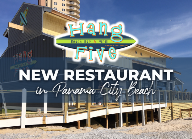 New Restaurant Just Opened in Panama City Beach - Hang Five