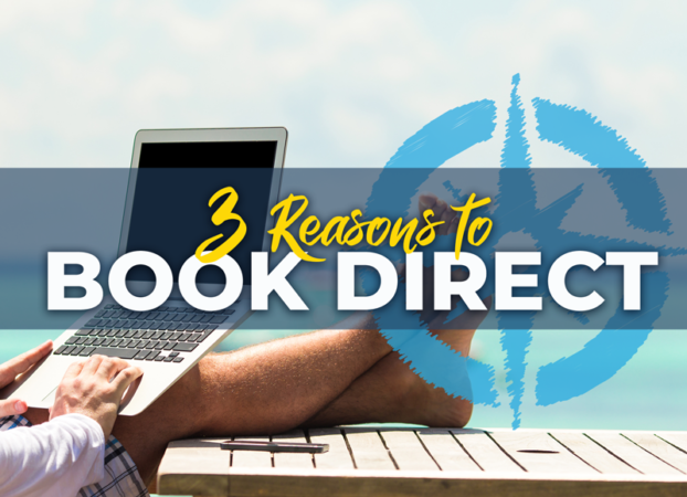 Three Reasons to Book Direct for you Panama City Beach Vacation Rental