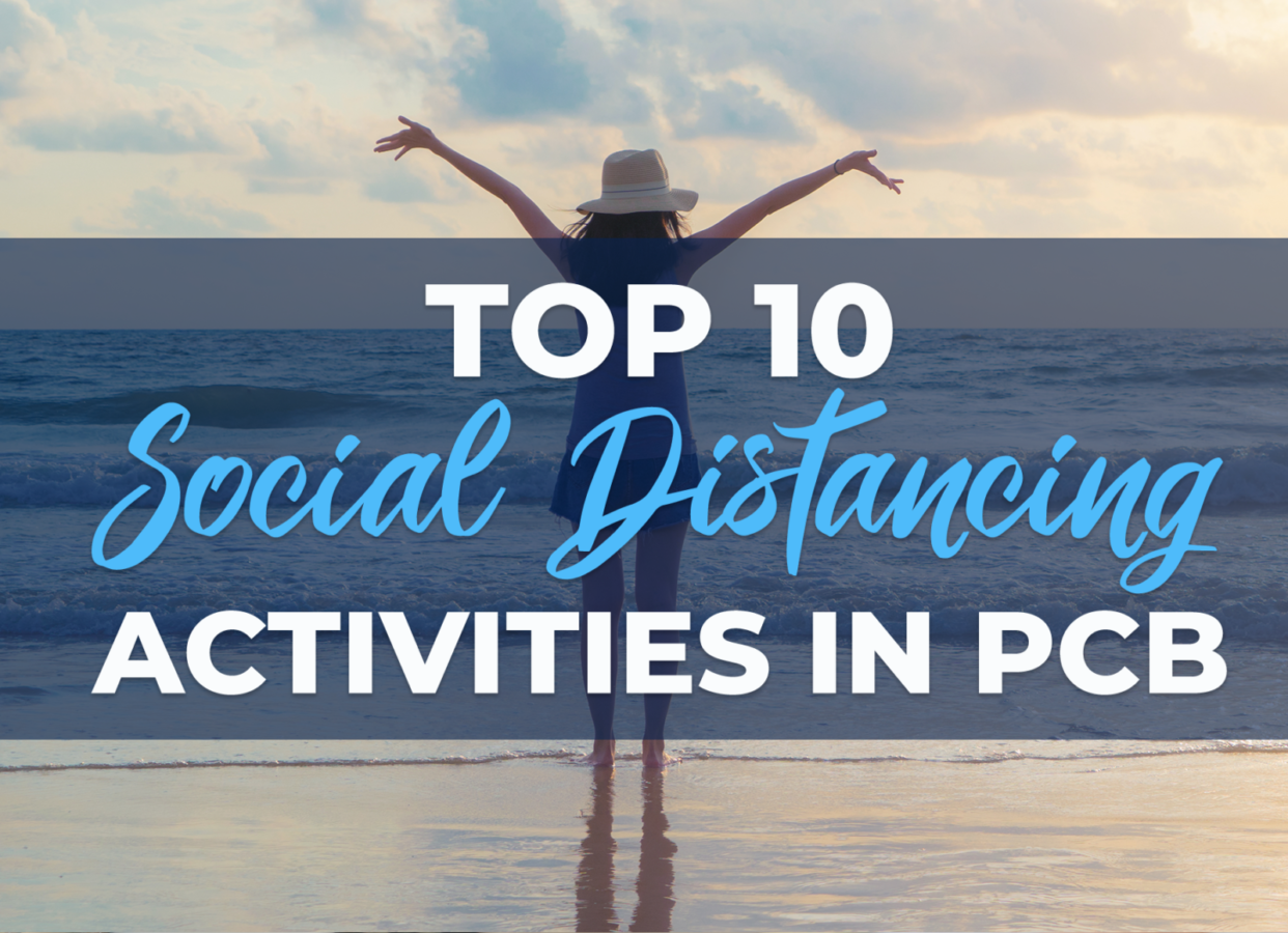 Top 10 Social Distancing Activities in Panama City Beach, Florida